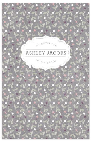journals - Vintage Vines by Kristen Smith