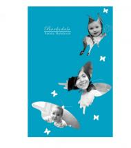 butterfly cutouts by Greenside Designs