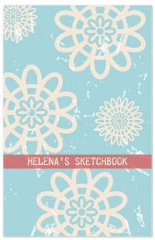 Sketchbook of Flowers