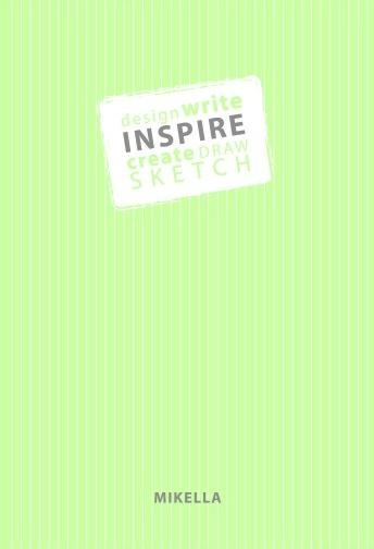 journals - green inspiration by Greenside Designs