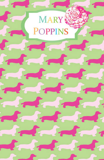 journals - Preppy Puppies by Sarah Kerr