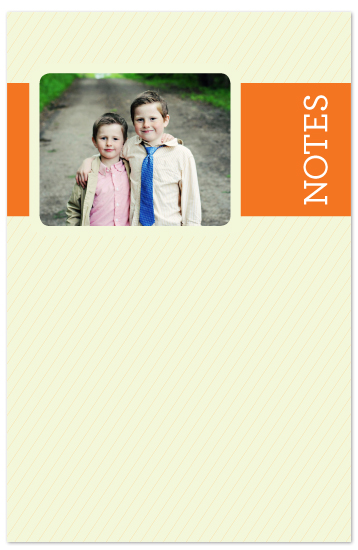 journals - Pinstripe Nouveau by Sareph Design