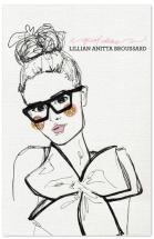 Glitz & Glamour Bow Ske... by Courtney Wilburn