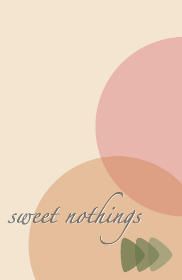 journals - Sweet Nothings by Kate Flood