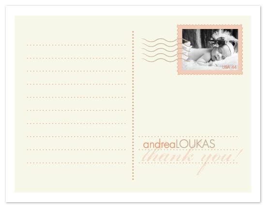 personal stationery - Postcard by Paula Casas