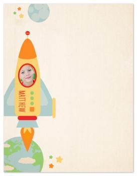 My Space Rocket!