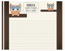 Owl's It Going? by Rachel Whitehurst