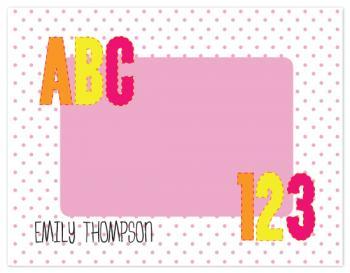 ABC pink