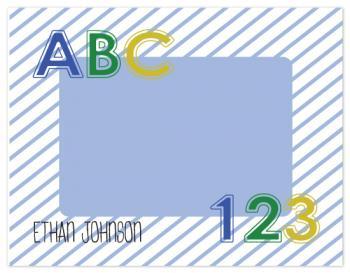 ABC blue