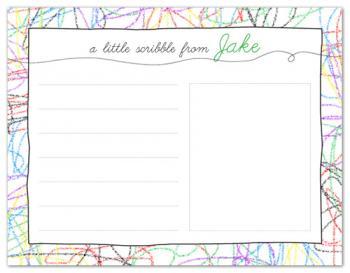 A Little Scribble