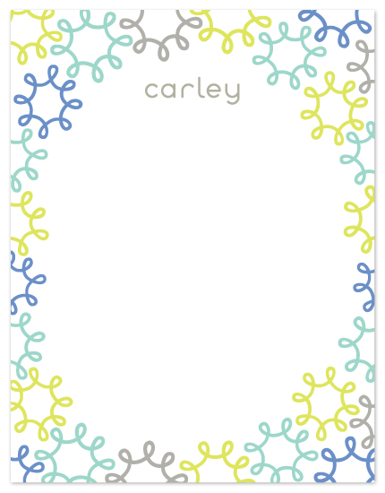 personal stationery - Doodle by Lauren Chism