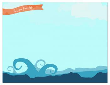 Whimsy Waves