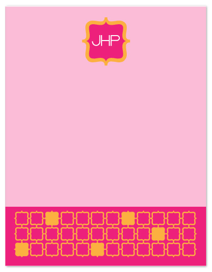 personal stationery - Girly Chic by Susan Crispell