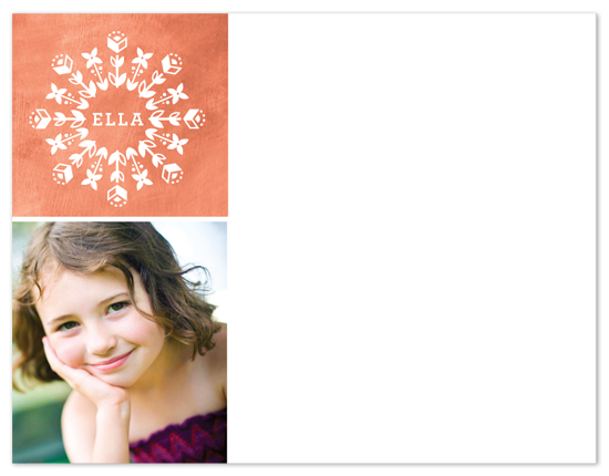 personal stationery - Fleur by Susie Allen