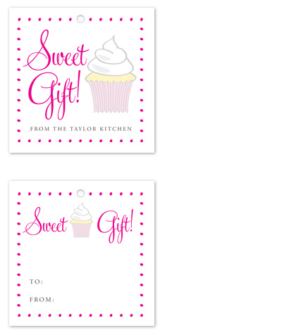 gift tags - Sweet Gift! by Kate Terhune