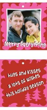 Merry Everything Framed