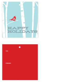 Holiday Birdie