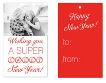 Super Sweet New Year by Lulubean Designs