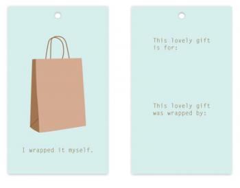 I Wrapped It Myself
