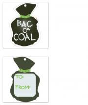 Bag O' Coal  by Jessica Kwok