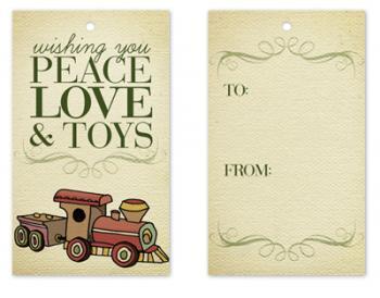 Peace, Love & Toys