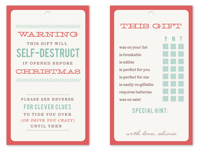design - Clever Clues by Melanie Severin