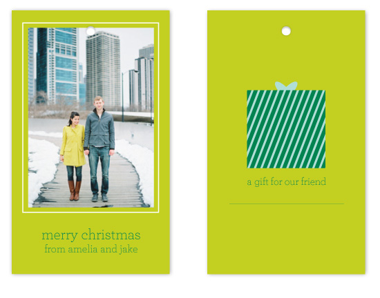 gift tags - Picture Perfect Holidays by Sareph Design