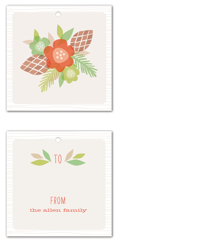 gift tags - Organic Swag by Melanie Severin