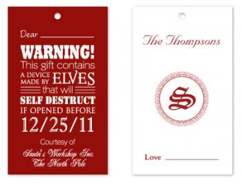 Santa's Warning