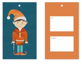 Cheeky Boy Elf