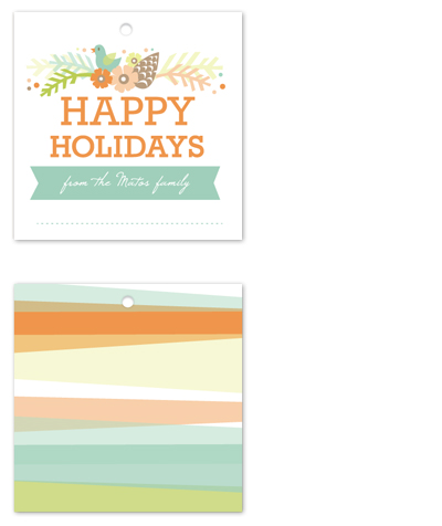 gift tags - Lark by Susie Allen