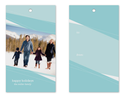 gift tags - Wintery Mix by AJCreative