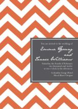 Chevron Romance  by Finch Paperie