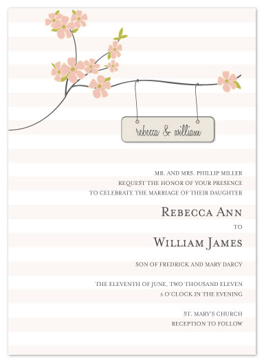 wedding invitations - Whimsical Woods by Courtney Michelle Designs