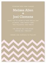 Chevron Stripe by Truly Noted