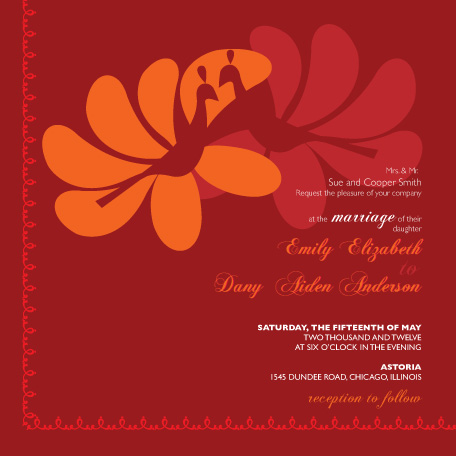 wedding invitations - peacock_feathers_wedding by Gunjan Srivastava