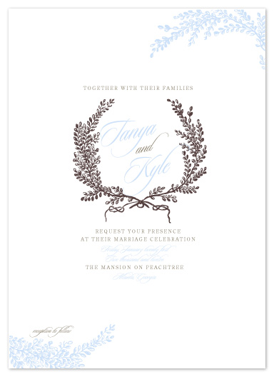 wedding invitations - Twine by SunnyJuly