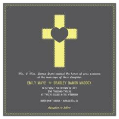Scalloped Cross