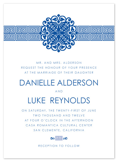 wedding invitations - Agape by Jacqueline Dziadosz