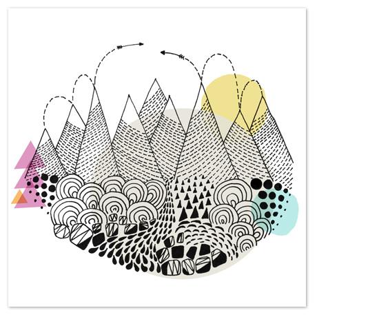 art prints - Restless by Kayla King