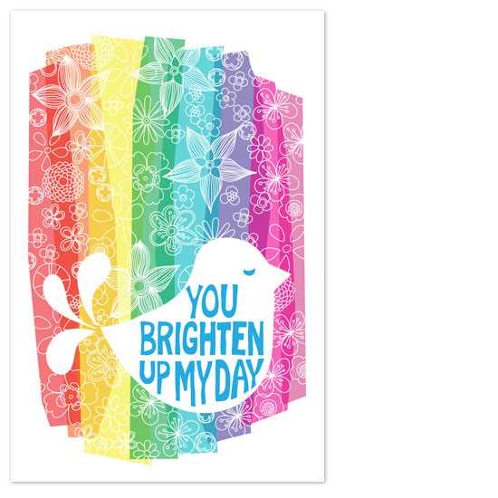 art prints - Brighten up by Valley design
