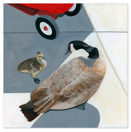 art prints - Mother and Child by Laura Bolter Design