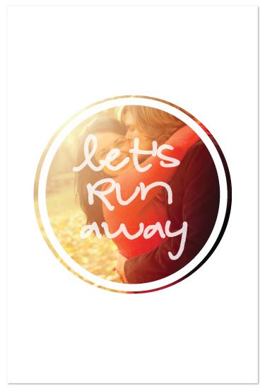 art prints - Run Away by Ashley Sullivan