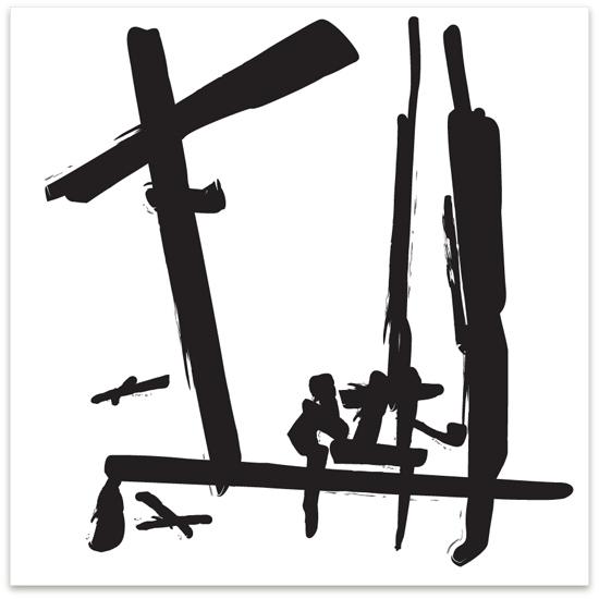 art prints - b&w ode 1 by koshi