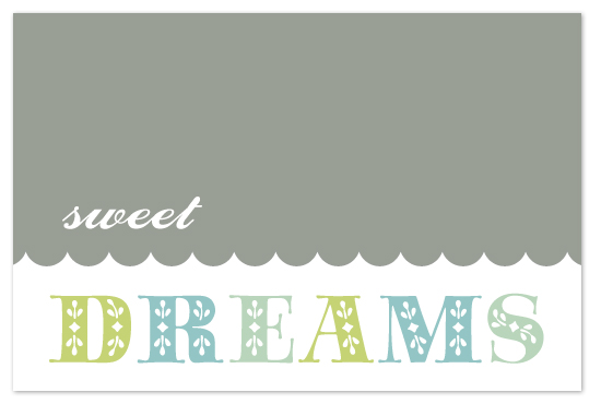 art prints - Sweet Dreams by Stacey Meacham
