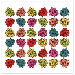 Pop Floral Pattern