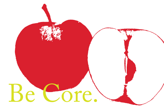 art prints - Be Core by Tenisha Proctor