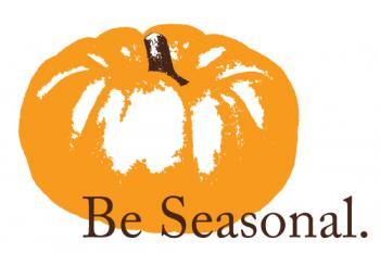 Be Seasonal