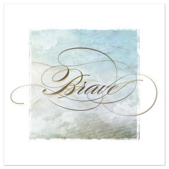 art prints - Brave by Ana Maria Villanueva