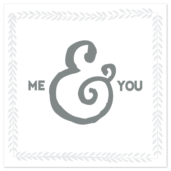 art prints - Me & You  by Lisa Nelson
